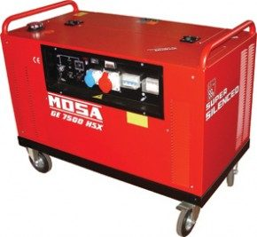 Photogallery for Mosa ge 3000